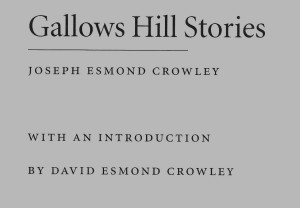 Gallows Hill Stories