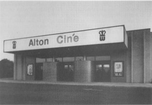 The Alton Twin which opened in 1976 and closed in 1998
