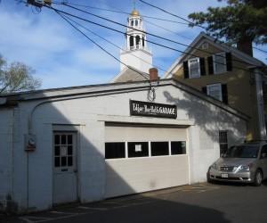 Edgar Bartlett's Garage in business for 90 years