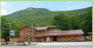 Crawford Notch general store today