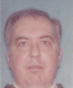 Driver's license photo from Janaury 1983