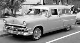 Daves 1954 Ford Station Wagon
