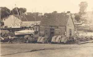 Henry Baay's Little Harbor Boat Yard