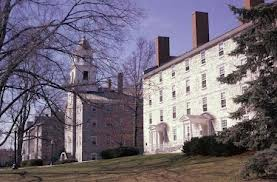 Old Stone Row, Middlebury College
