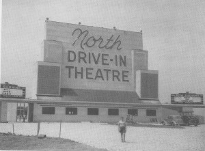 Wherenberg's North Drive-in Jennings, MO on Lewis and Clark Boulevard.